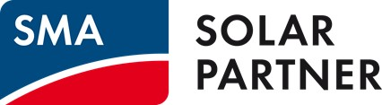 Distintivo SMA Solar Partner