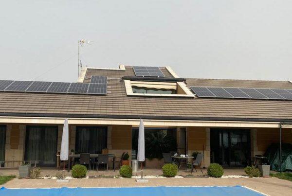 instalación placas solares